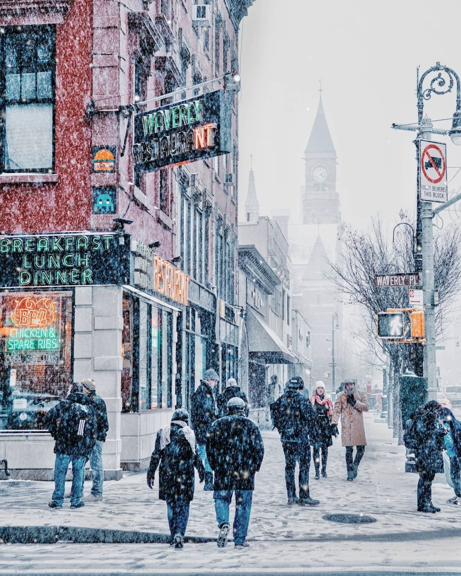 Greenwich Village, Manhattan