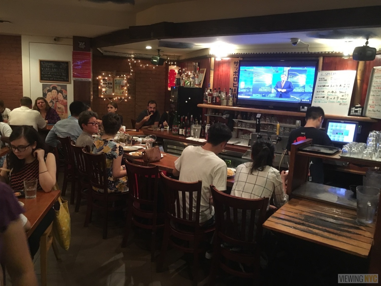 Interior | Sake Bar Hagi