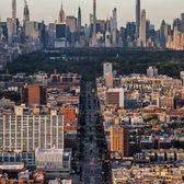 Harlem and Central Park, Manhattan