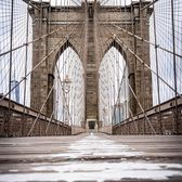 Brooklyn Bridge, Brooklyn, New York
