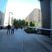 "⁴ᴷ⁶⁰ Walking NYC : ""The Spur"", The High Line Elevated Park's Final Section"