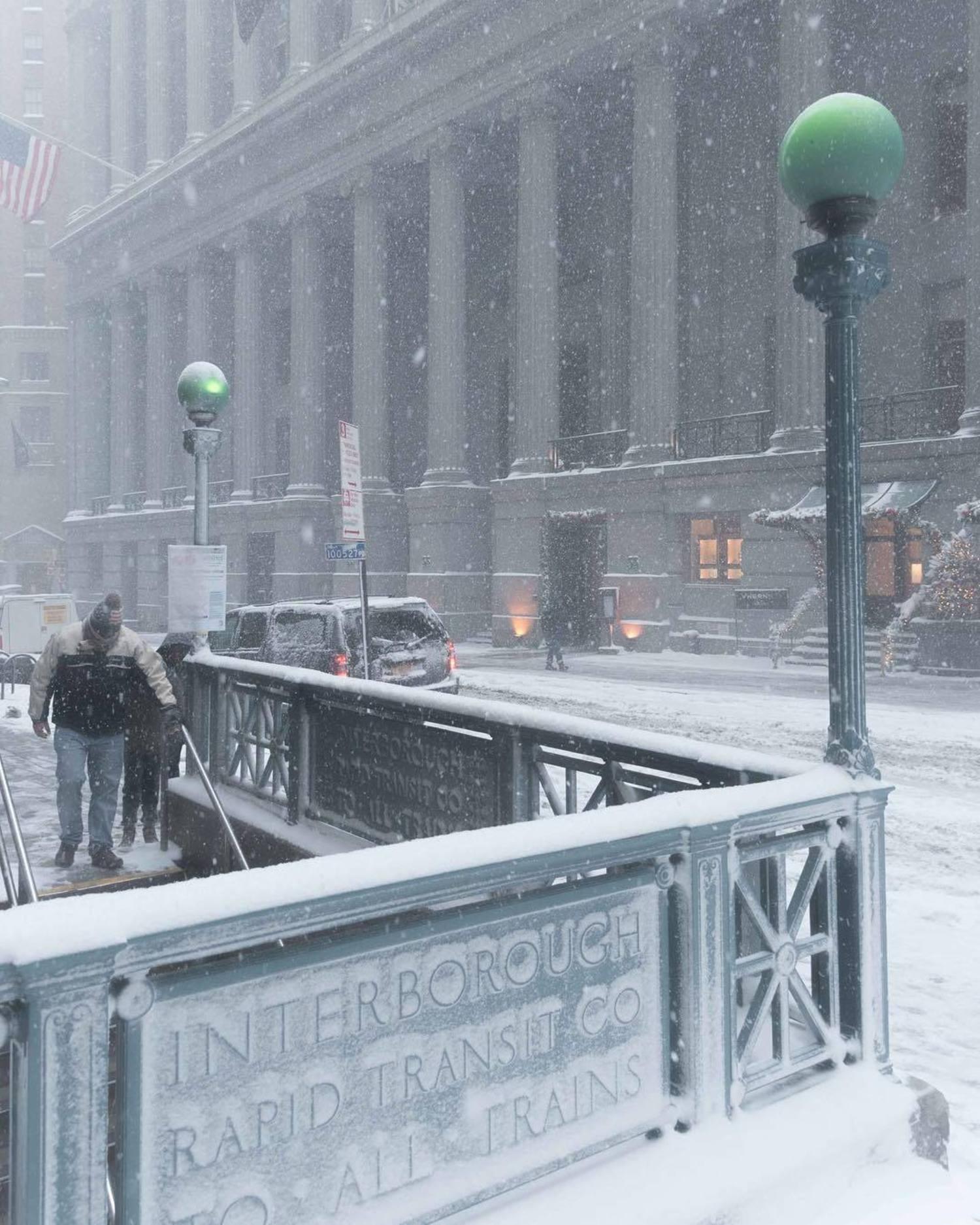 Wall Street, New York, New York