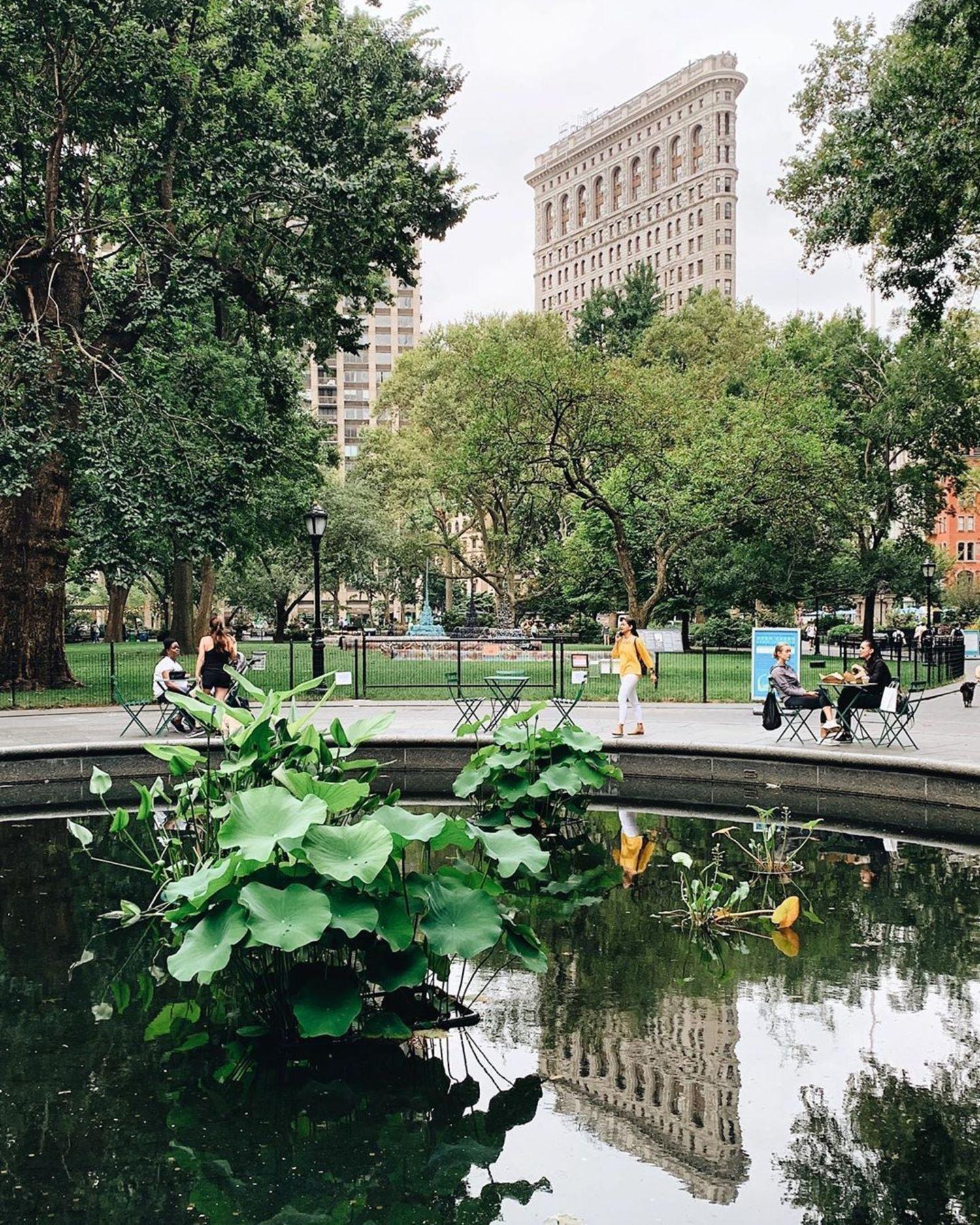 Madison Square Park, Manhattan