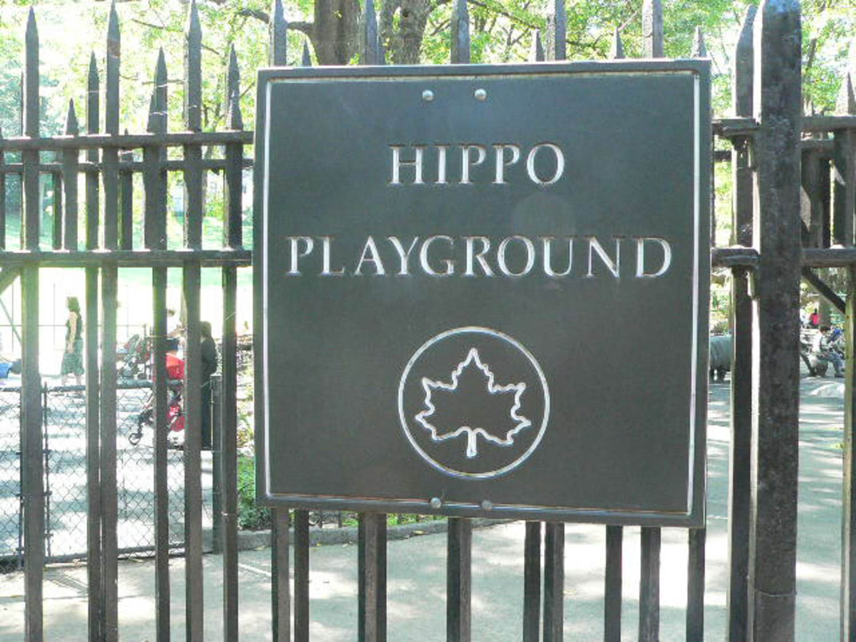 Hippo Playground | Riverside Dr. & 91st St.