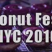 Donut Fest NYC 2016