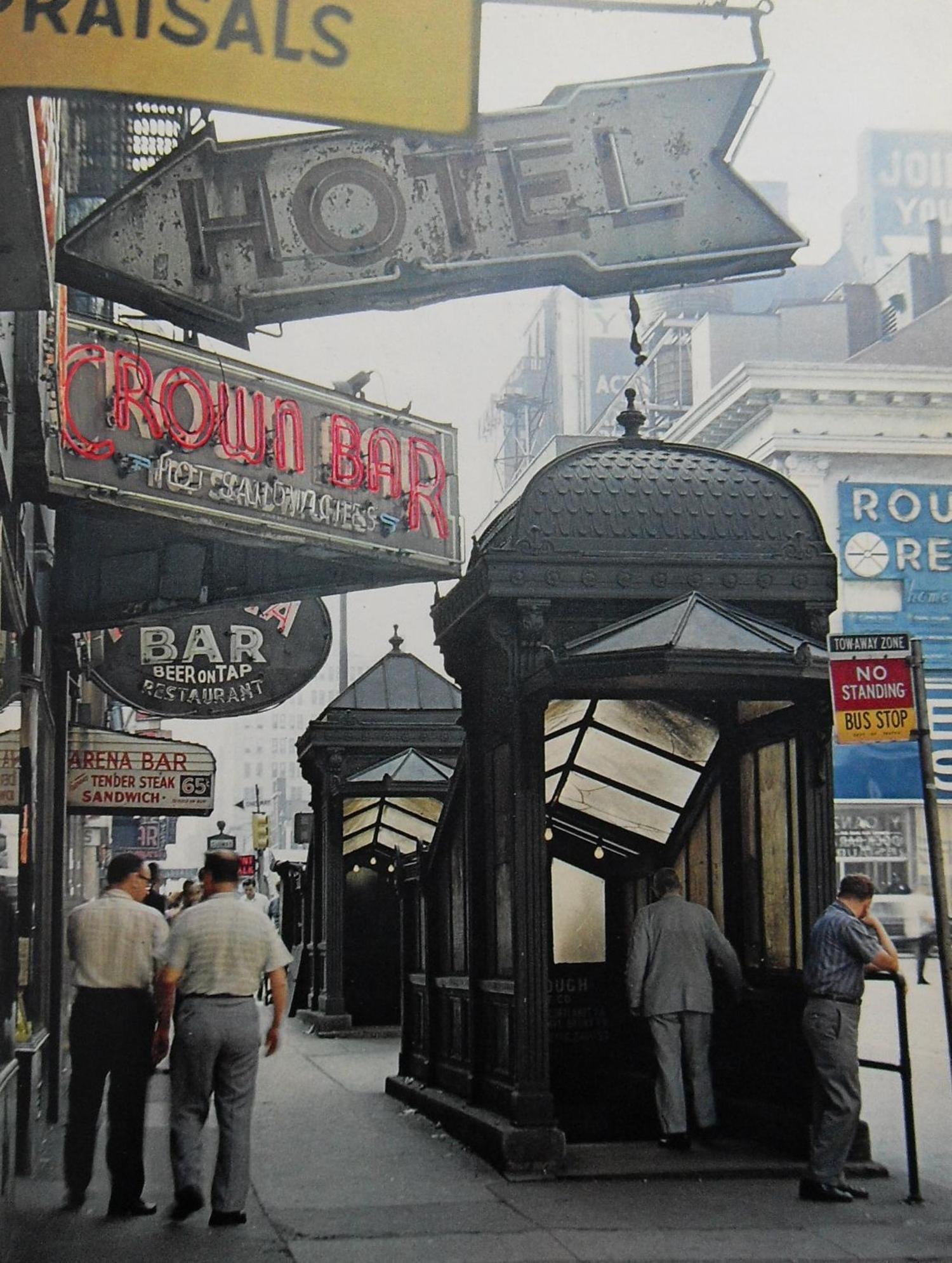Broadway & 50th St., New York, NY, 1960