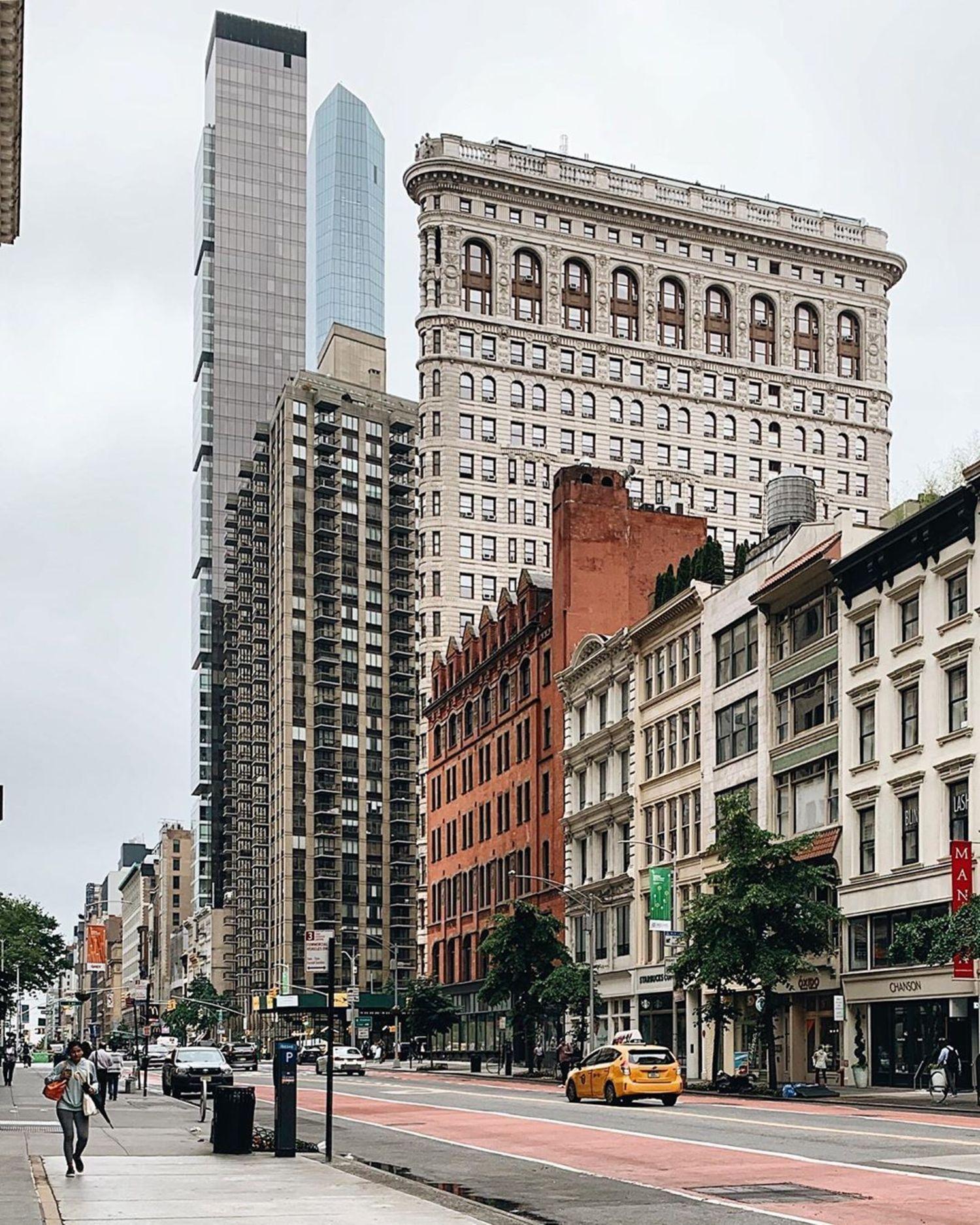 Flatiron Building, 23rd Street, Manhattan