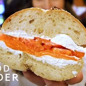 The Best Bagel And Lox In NYC | Best Of The Best