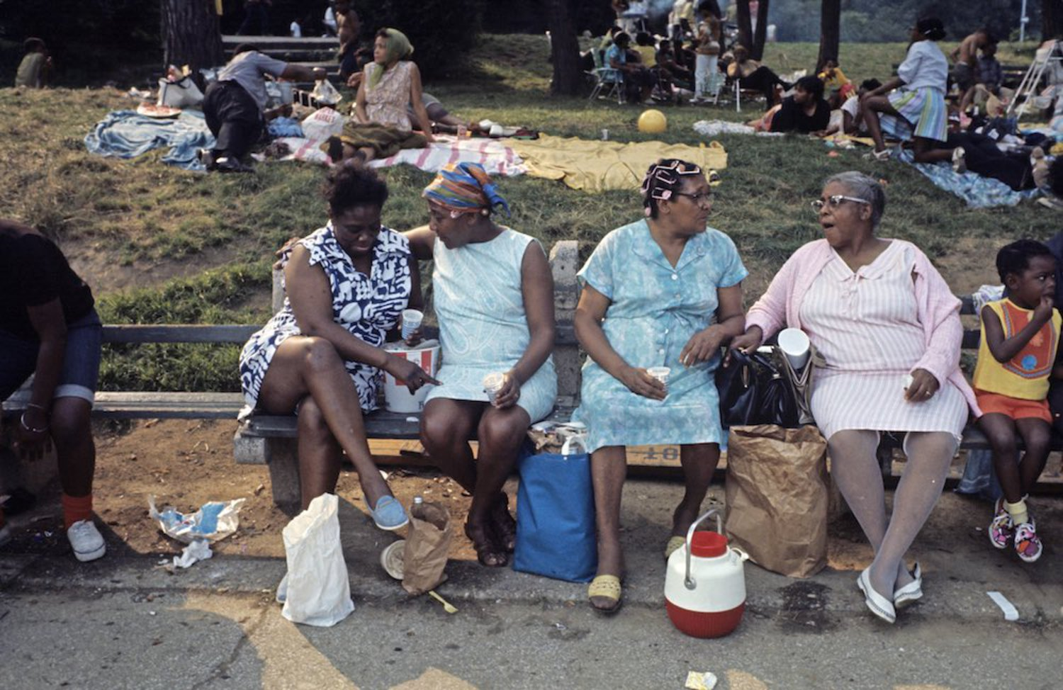 Harlem in the 1970's, as Photographed by Jack Garofalo