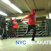 NYC Breakatronz take it to the streets!