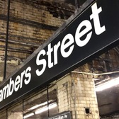 ⁴ᴷ The Worst of Chambers Street (J)(Z) - Ugliest NYC Subway Station