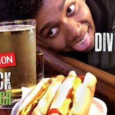 The Best Cheap Dive Bar in NYC || Operation $5 Lunch
