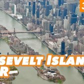 Virtual Tour of NYC's Roosevelt Island (360/VR)