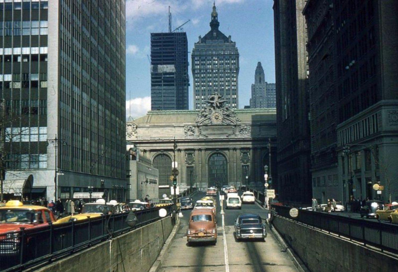 Grand Central Terminal, Park Avenue & 40th Street, 1959