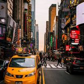 42nd Street, Times Square, Manhattan