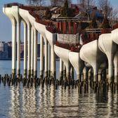 Pier 55, Hudson River Park, Manhattan