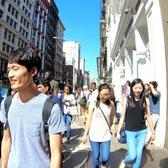 ⁴ᴷ Walking Tour of SoHo, Manhattan, NYC (South of Houston Street)