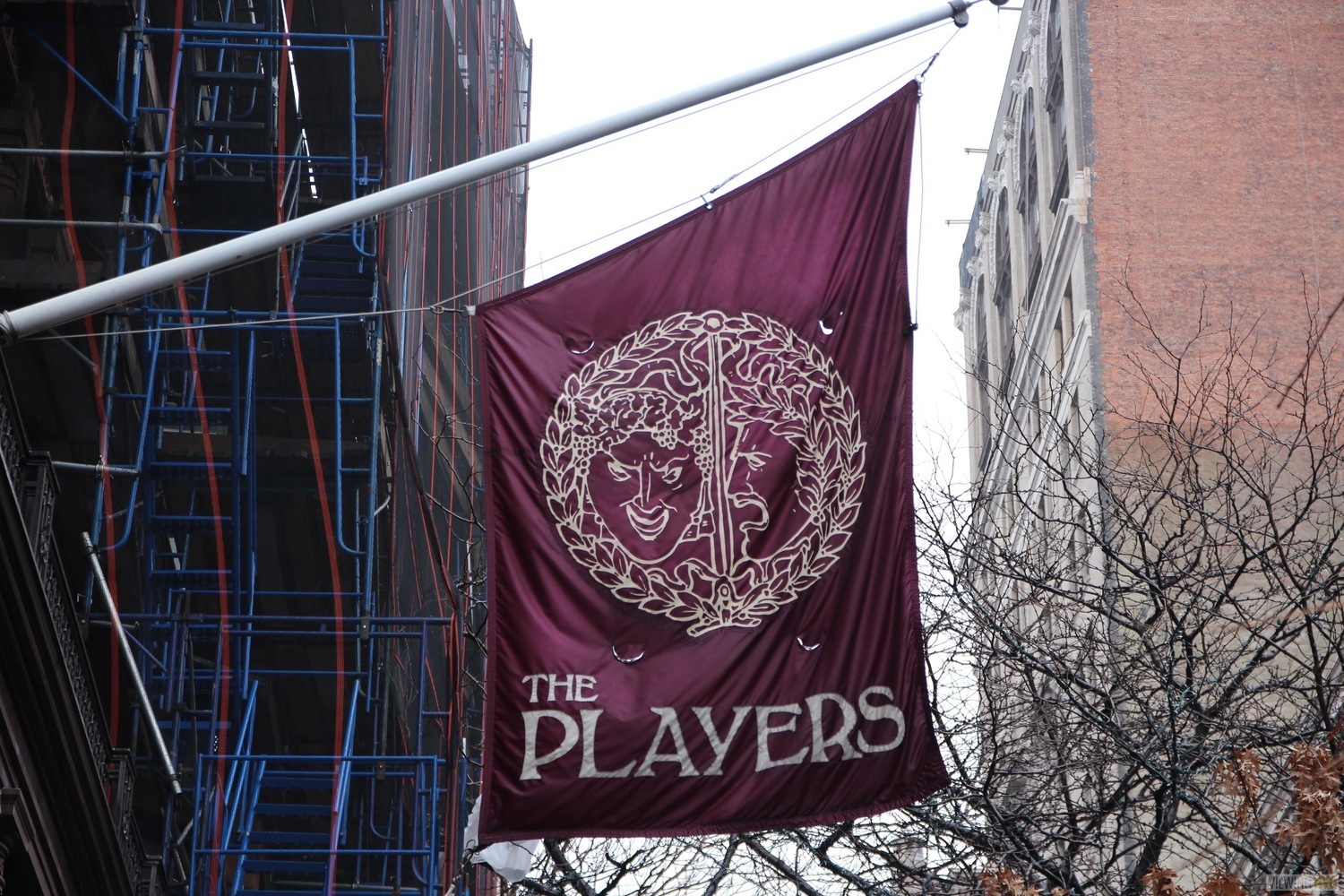 The Players Flag