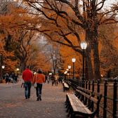 The Mall, Central Park, Manhattan
