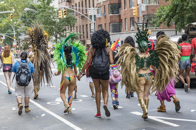 NYC Pride March