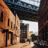 Plymouth Street, DUMBO, Brooklyn