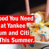 We tried the best food at Yankees Stadium and Citi Field. Which are you most excited for?