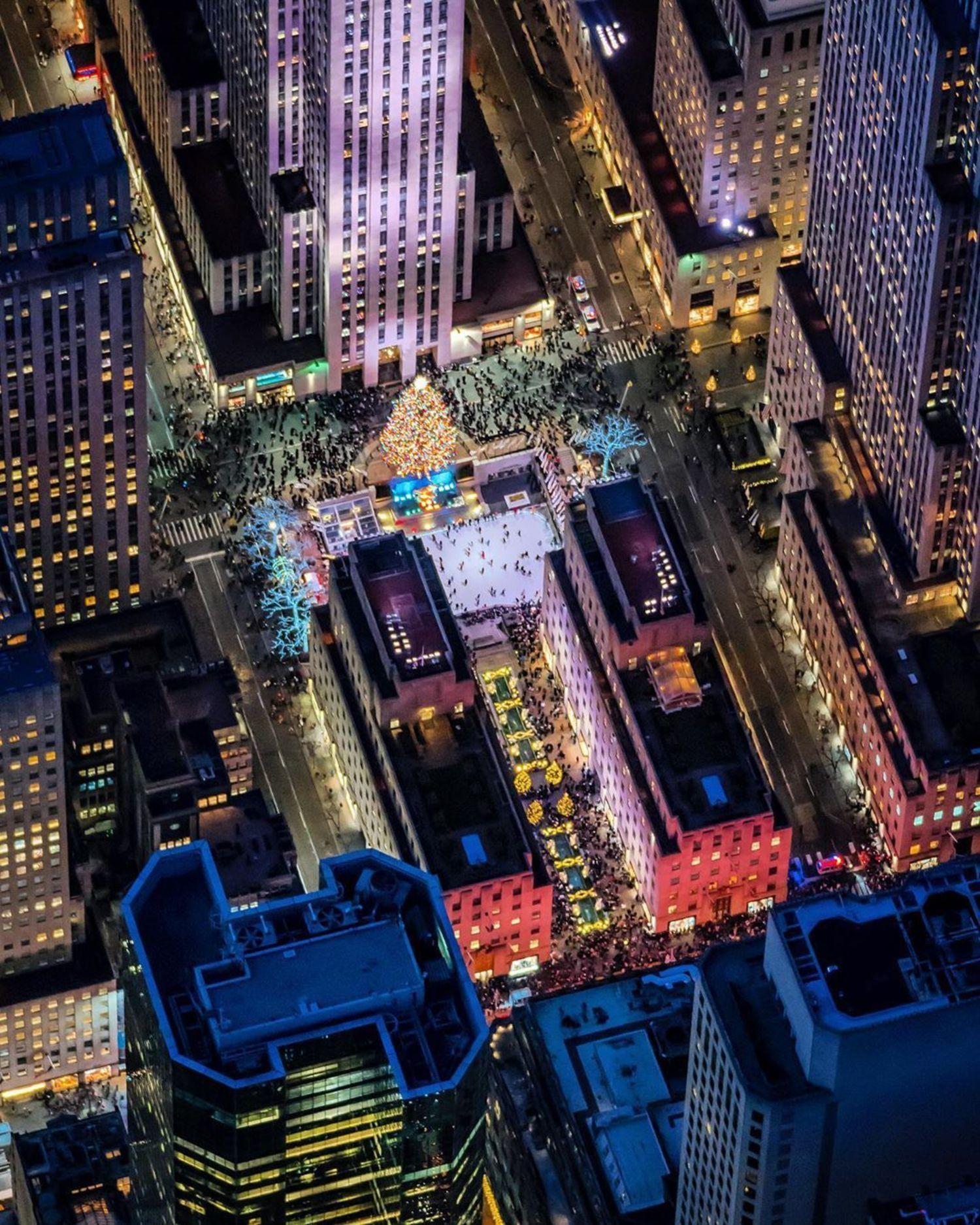 Rockefeller Center, Midtown, Manhattan