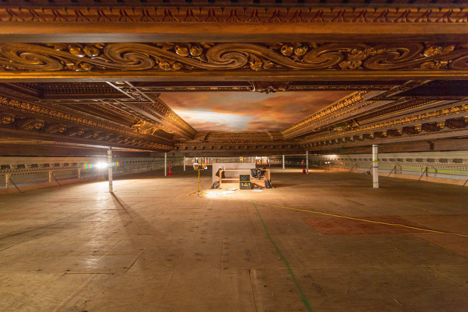 Inside The NYPL's Eerily Empty Rose Reading Room