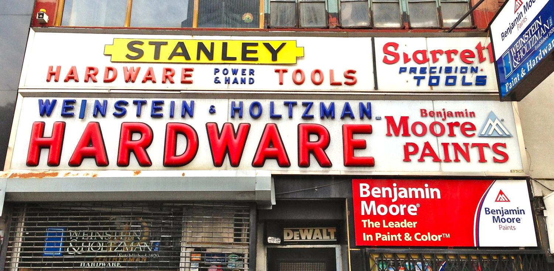 Weinstein & Holtzman Hardware