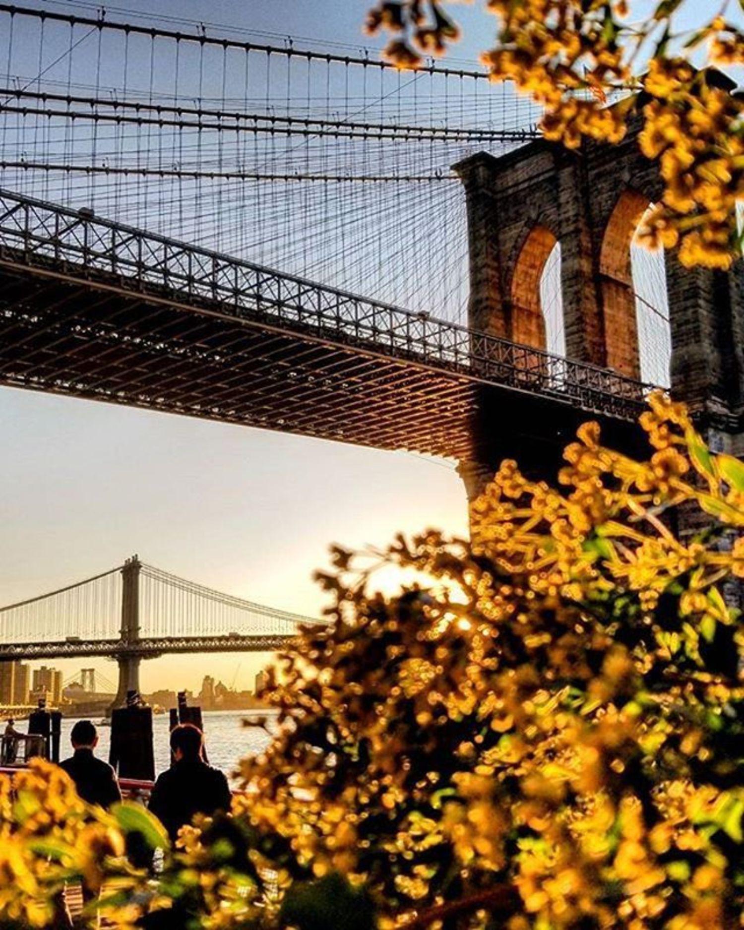 Brooklyn Bridge, New York. Photo via @qwqw7575 #viewingnyc #newyorkcity #newyork #nyc