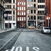 Greenwich Village, New York, New York. Photo via @melliekr #viewingnyc #newyorkcity #newyork #nyc