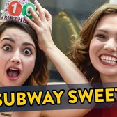Subway Sweet Sixteen - a surprise birthday on the train!