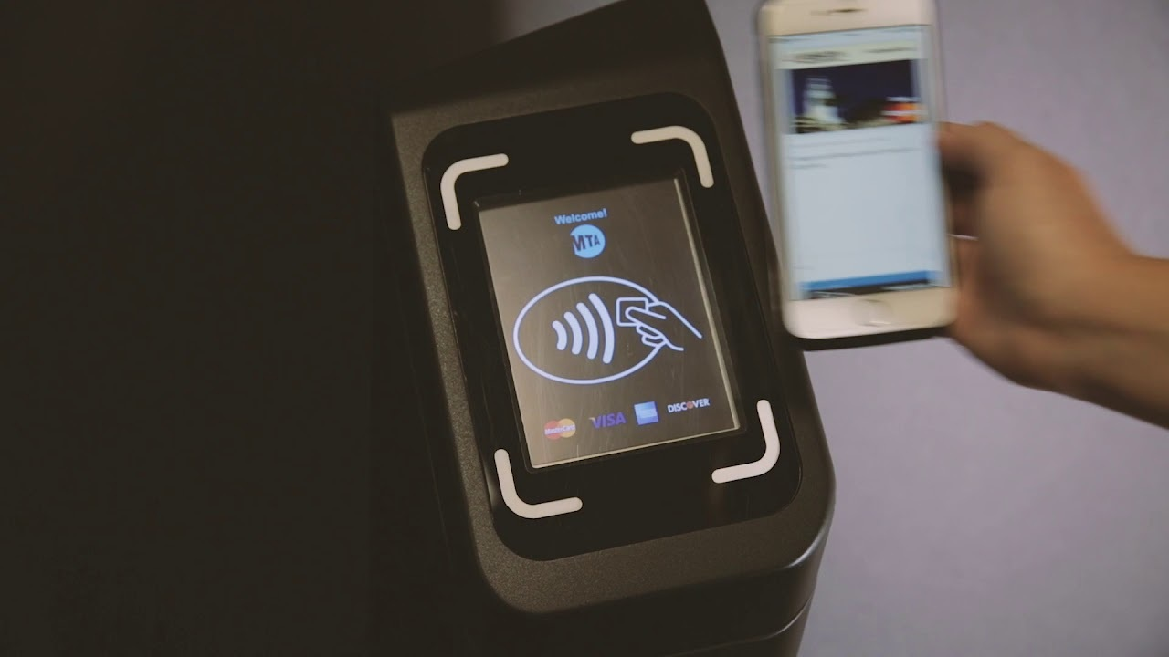 Video Here S A Preview Of Mta S New Contactless Fare