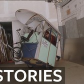 Wheelchair Pedicab Inventors of Gowanus | BK Stories