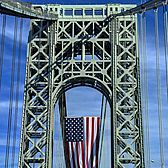 George Washington Bridge, Manhattan, New York