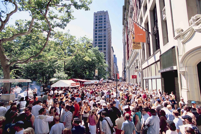 Big Apple Barbecue Block Party: Saturday and Sunday, Jun 11th - 12th 2016, 11am - 6pm