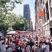 Big Apple Barbecue Block Party: Saturday and Sunday, Jun 11th - 12th 2016, 11am - 6pm