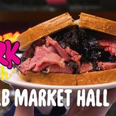 DeKalb Market Is NYC's Largest Food Hall || Fork Yeah