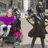 'Fearless Girl' Statue Gets A New Home