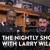 The Nightly Show - A Brooklyn Welcome for the New York Islanders - Mike Yard