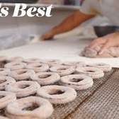 Donuts, Dim Sum, BBQ, Pizza: These Are NYC's Best Restaurants - NYC Dining Spotlight, Episode 9