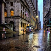 Wall Street, Manhattan