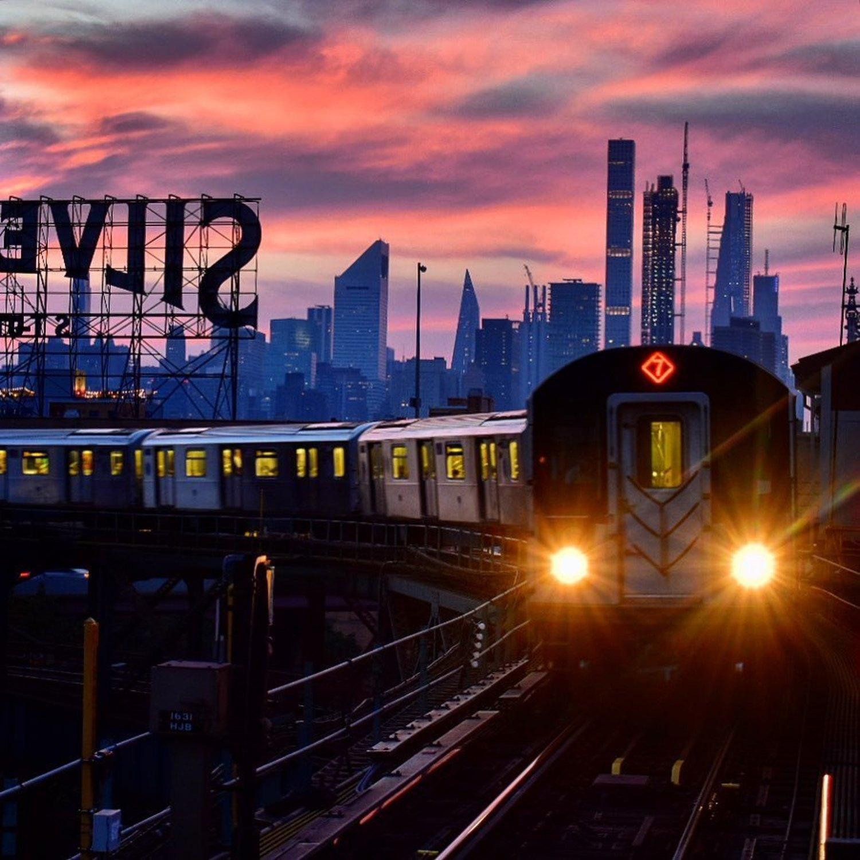 7 Train, Queensboro Plaza, Queens