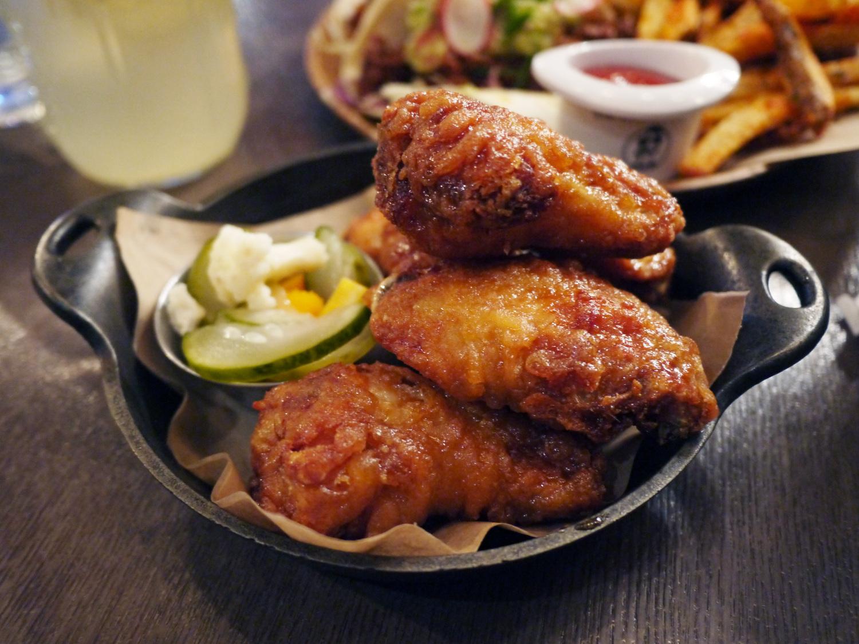 11-12 Barn Joo | Chicken Wings