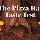 The Pizza Rat Taste Test