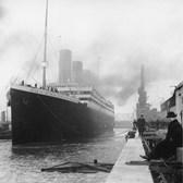 Titanic | Titanic, o navio mais seguro da época, antes de zarpar ...