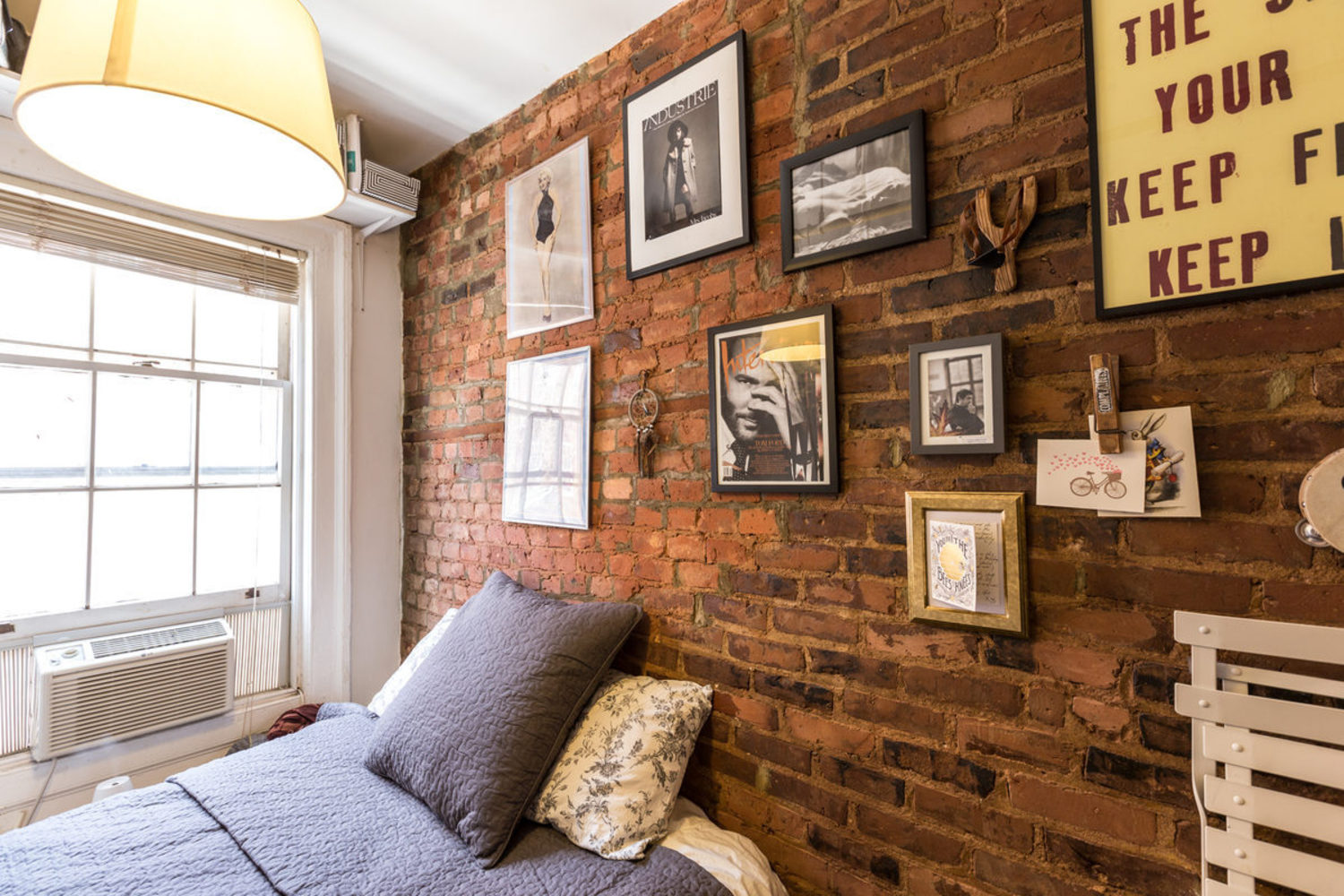 How One New Yorker Lives Comfortably In 90 Square Feet