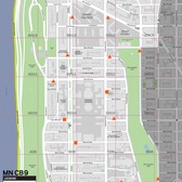 Planned Morningside Citi Bike Docking Station Locations