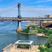 Brooklyn Bridge Park and Manhattan Bridge, DUMBO, Brooklyn