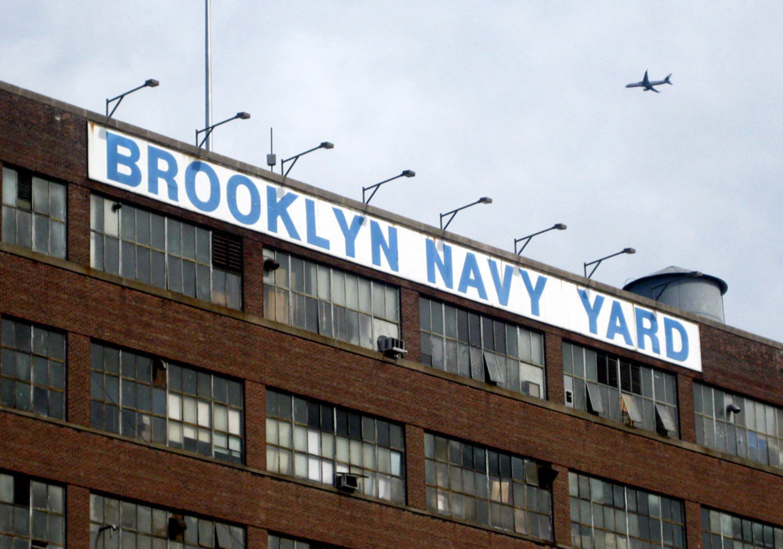 Brooklyn Navy Yards Bike Tour